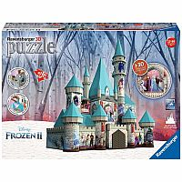 3D Frozen Castle (216 pc 3D) Ravensburger