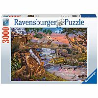 Animal Kingdom (3000 pc) Ravensburger