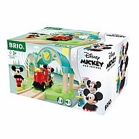 BRIO Disney Mickey Mouse Record & Play Station