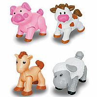 Farm Animal Friends Assorted
