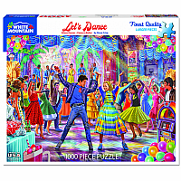 Lets Dance (1000 pc) White Mountain