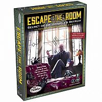 Escape the Room - Gravely's Retreat