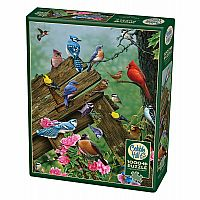 Birds Of The Forest (1000 pc) Cobble Hill