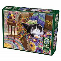 Comfy Cat (1000 pc) Cobble Hill