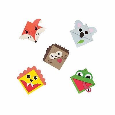 Corner Creature Bookmarks/Signets d'Animaux en Coin