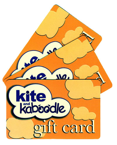 Kite and Kaboodle Gift Cards